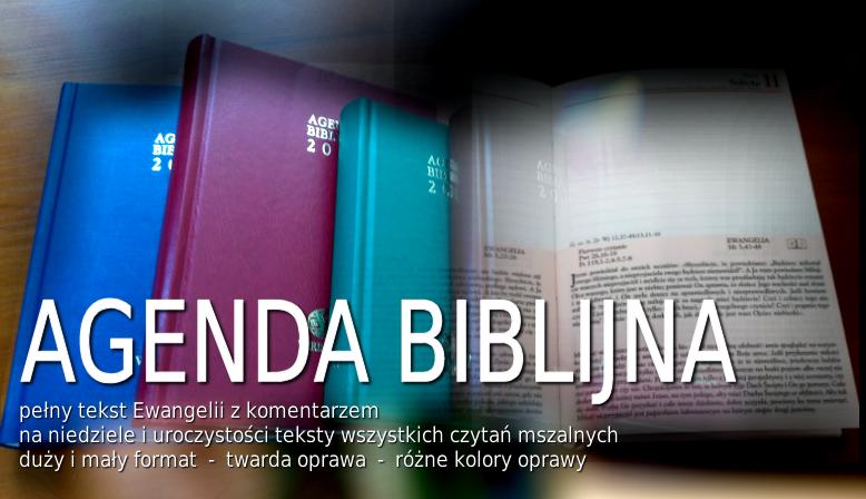Agenda Biblijna